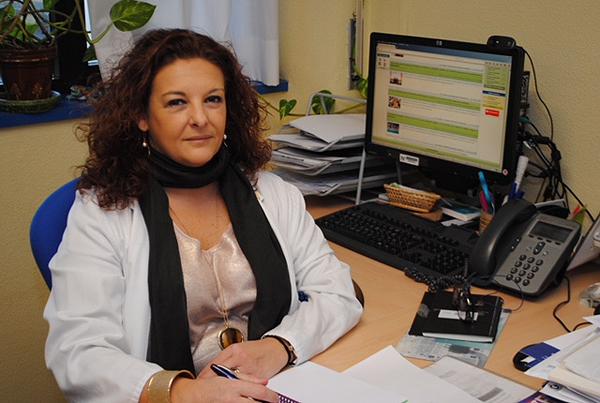 Doctora Mercedes Guerra Requena Fuente: CCEV / Euromedia Grupo