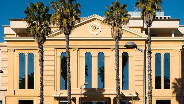Centro Médico Teknon Autor/a de la imagen: Enric Arandes Fuente: E. Arandes / www.farmacosalud.com