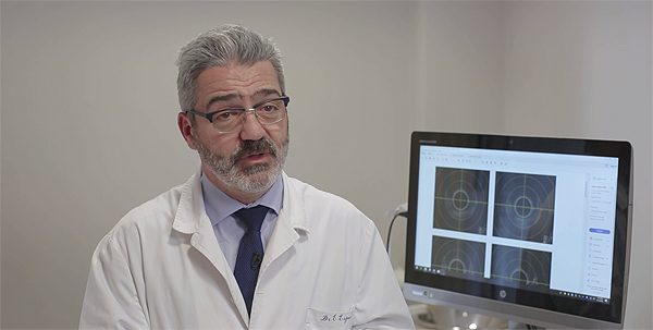Doctor Eloy Espín Fuente: Centro Médico Teknon-Grupo Quirónsalud