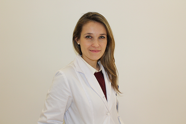 Doctora Mayte Truchuelo Fuente: Vithas Internacional