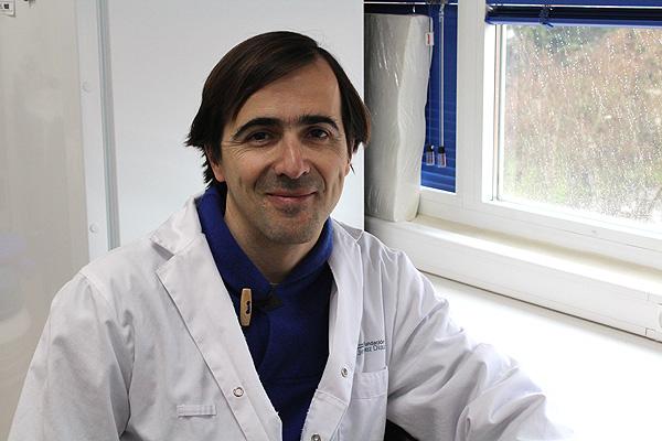 El investigador José Luis Martín Ventura CIBERCV / Instituto de Investigación Sanitaria Fundación Jiménez Díaz Fuente: CIBERCV / Centro de Investigación Biomédica en Red (CIBER) / CIBEROBN