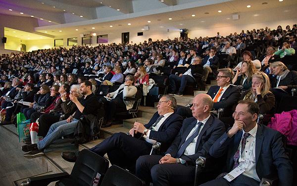 Una sesión de SEPA 18 Fuente: Congreso SEPA 18