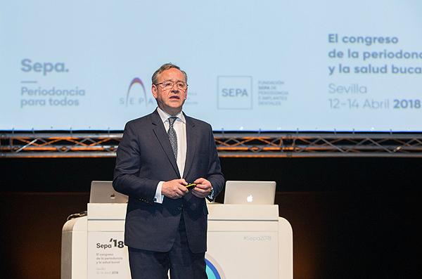 Profesor Mariano Sanz Fuente: Congreso SEPA 18
