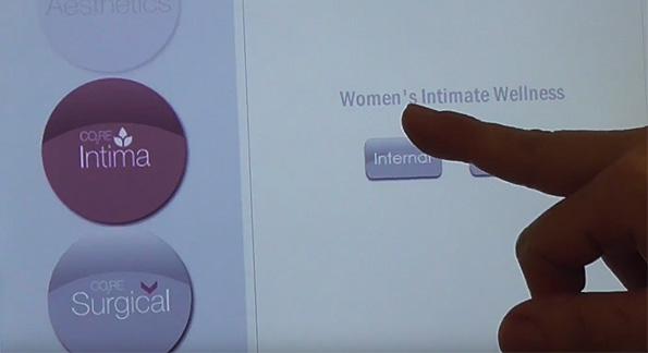 frame video 4 En qué consiste el Láser vaginal aplicado a la vulva