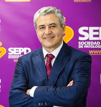 Doctor Raúl Andrade Bellido Fuente: SEPD