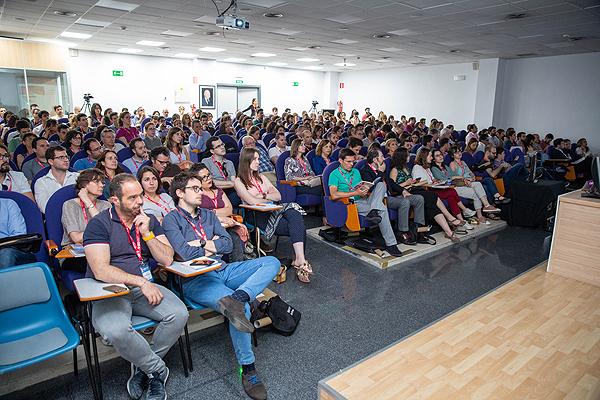 Asistentes al LXXVII Congreso de la Sociedad Española de Patología Digestiva (SEPD) Fuente: SEPD