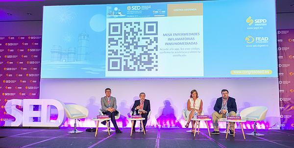 Un instante del LXXVII Congreso de la Sociedad Española de Patología Digestiva (SEPD) Fuente: SEPD