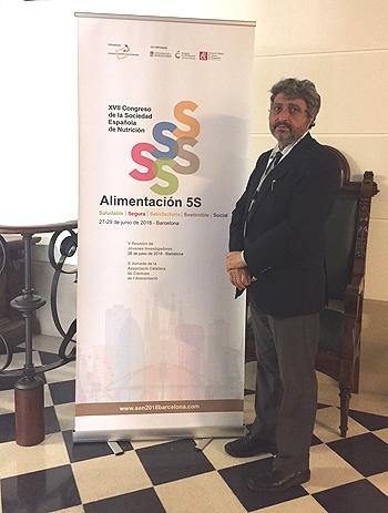 Profesor Alfredo Martínez Fuente: Congreso SEÑ / Berbés Asociados