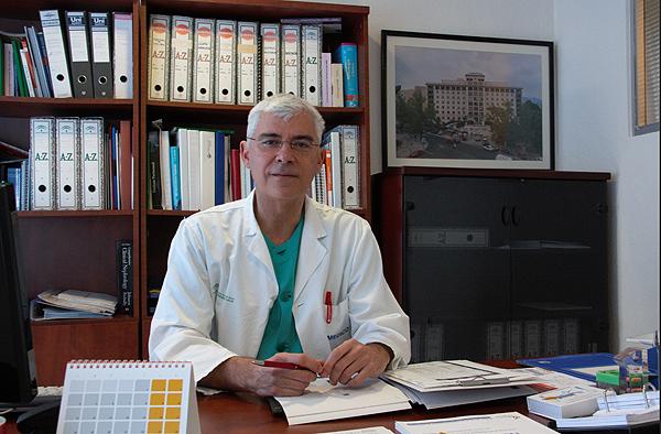Doctor Domingo Hernández Marrero Fuente: SET /  Berbés Asociados
