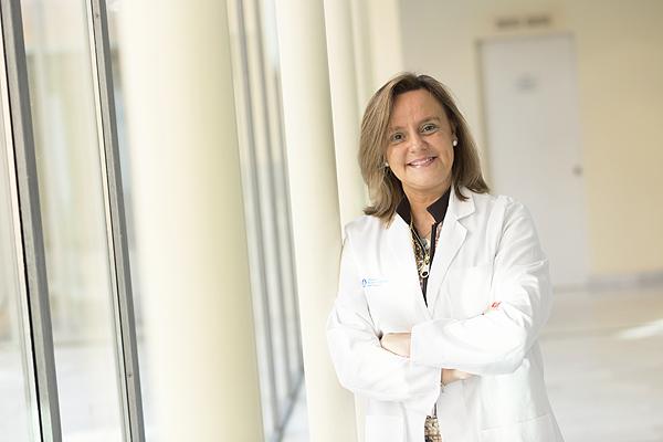 Doctora Ana Álvarez-Viéitez Fuente: Hospital Nuestra Señora del Rosario