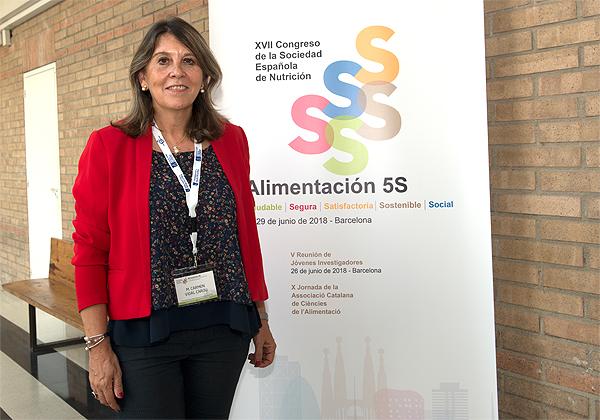 Doctora Carmen Vidal Fuente: SEÑ / Berbés Asociados