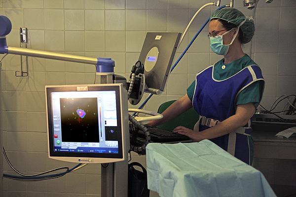 Biopsia selectiva del ganglio centinela en el ámbito del cáncer de cabeza y cuello Fuente: Hospital Universitario Virgen del Rocío
