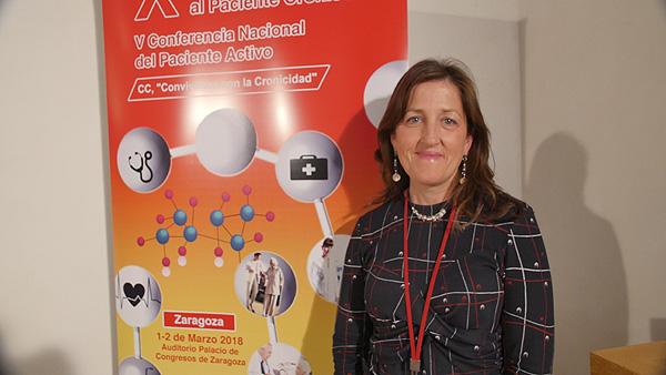Doctora Juana Carretero Gómez Fuente: SEMI / Berbés Asociados