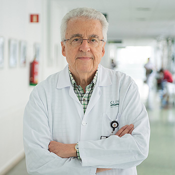 Doctor Santiago Nogué Fuente: Hospital Clínic