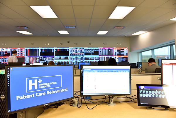 Vista del nuevo sistema  Fuente: GE Healthcare