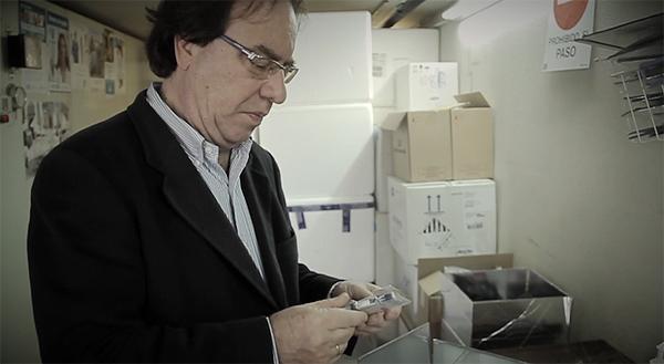 Doctor Amós García Rojas Fuente: AEV / www.farmacosalud.com