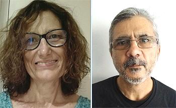 Consuelo López Fernández y Juan M. Picardo García Fuente: ACCU