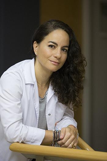 Doctora Yamile Zabana Fuente: Hospital Universitari Mútua Terrassa