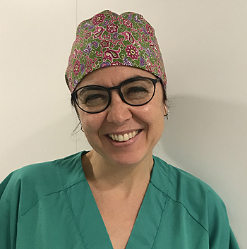 Dra. Itziar Larrañaga Fuente: Hospital Universitario Mútua Terrassa