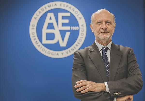 Dr. Pedro Jaén Olasolo Fuente: AEDV
