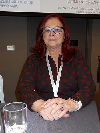 Dra. Nieves Martell Autor/a de la imagen: Marcos López Fuente: Marcos López / www.farmacosalud.com