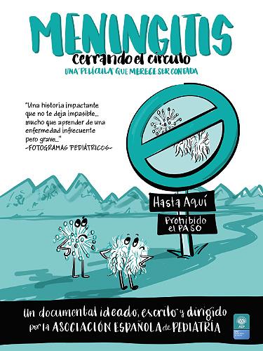En marcha una campaña para promover la vacunación frente a la meningitis Fuente: AEP / Planner Media