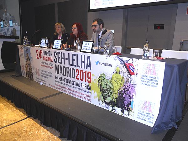 Un instante de la sesión Autor/a de la imagen: Marcos López Fuente: Marcos López / www.farmacosalud.com