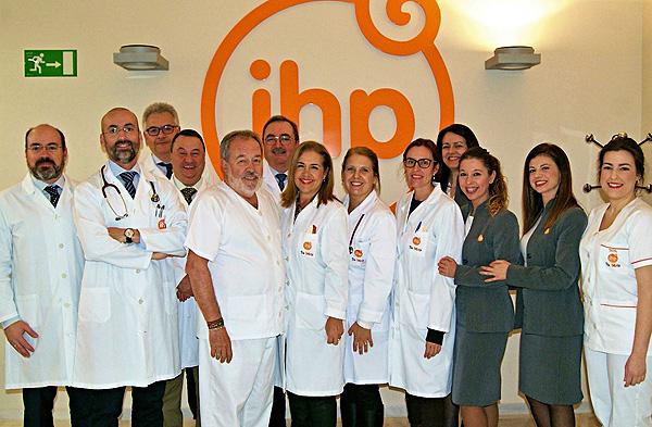 El equipo de Investigación del Grupo IHP Fuente: Grupo IHP Pediatría