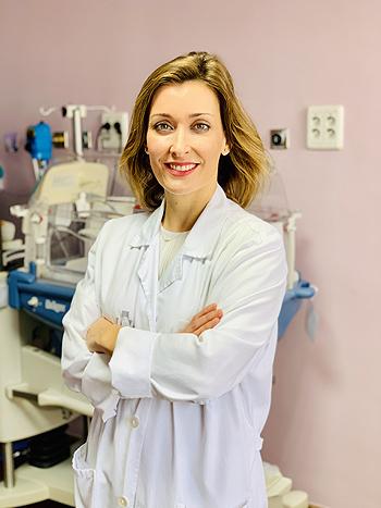 Doctora Cristina Rivas Fuente: SEICAP / COM SALUD