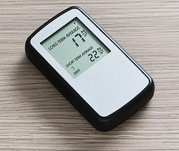 Un detector de radón Autor/a de la imagen: CKristiansen Fuente: Wikipedia