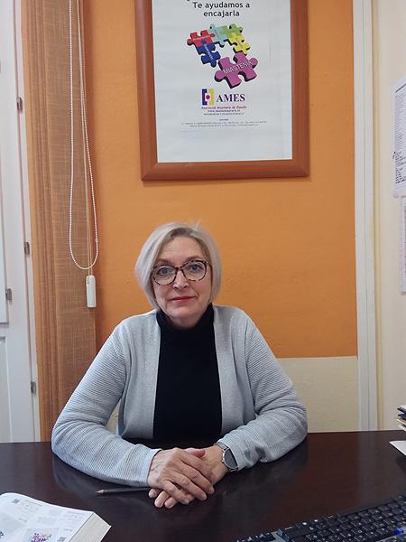 Pilar Robles Fuente: AMES