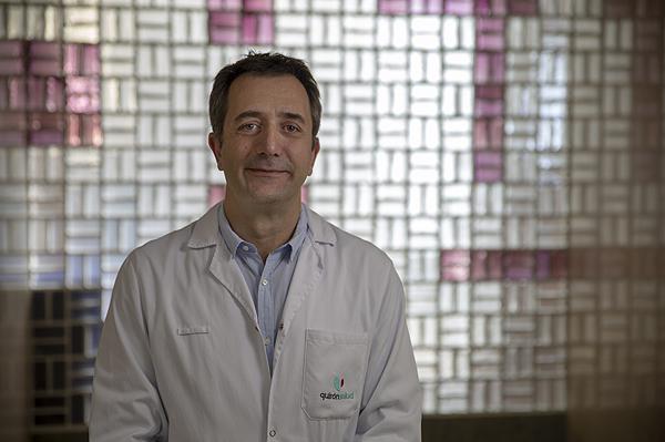 Dr. Juanjo Torrent Fuente: Quirónsalud