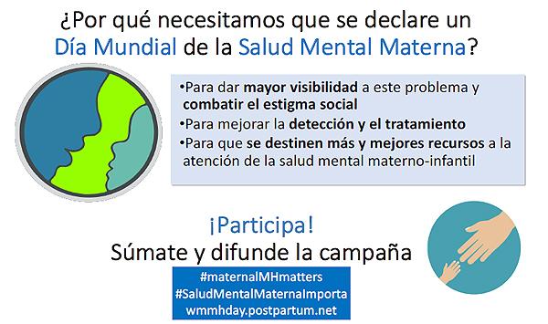 Fuente: Instituto Europeo de Salud Mental Perinatal / Docor Comunicación