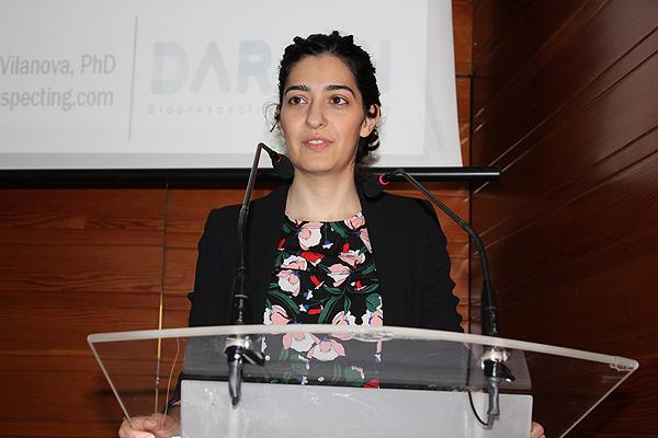 Dra. Cristina Vilanova Fuente: Saúl Vicente