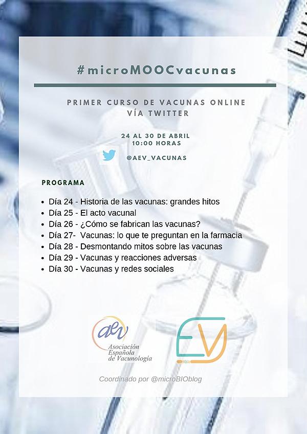 Fuente: Asociación Española de Vacunología