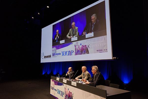 Un instante de la sesión Autor/a de la imagen: Raquel Ferrero Fuente: R. Ferrero / www.farmacosalud.com