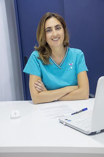 Dra. Susana Crespo Fuente: Clínica Dental SCJ / Alive Comunicación