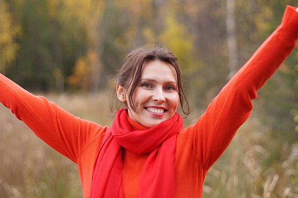 Una mujer sonriendo Fuente: Clínica Dental SCJ / Alive Comunicación