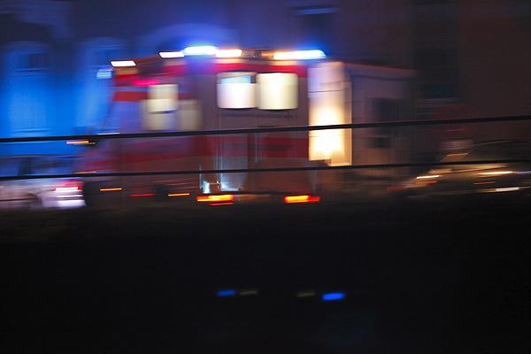 Un vehículo de Emergencias Autor/a de la imagen: panpixel Fuente: pxhere.com / Public Domain