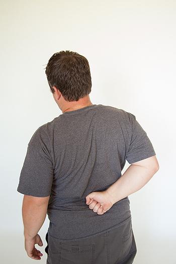 Dolor de espalda Autor/a de la imagen: SanDiego PersonalInjuryAttorney Fuente: Flickr / Creative Commons
