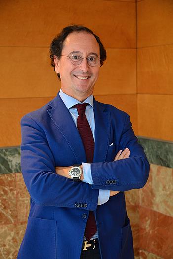 Dr. José Manuel Benítez del Castillo Sánchez Fuente: Congreso SEO / WFM comunicación