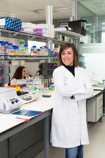 Dra. Sandra Peiró Fuente: Vall d'Hebron Instituto de Oncología (VHIO) / Galènia Comunicació Mèdica