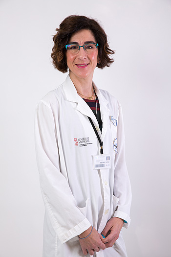 Dra. Aurora López Llames Fuente: Hospital Universitario de Torrevieja / Ribera Salud Grupo