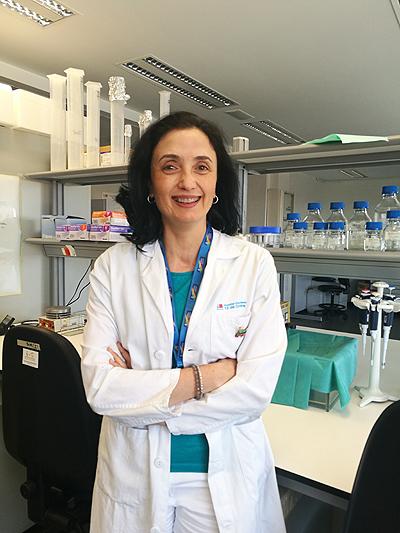 Dra. María Esther Gallardo Pérez Fuente: Hospital Universitario 12 de Octubre