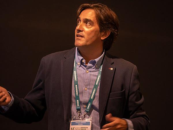 Dr. Emilio García Jiménez Autor/a de la imagen: Enric Arandes Fuente: E. Arandes / www.farmacosalud.com