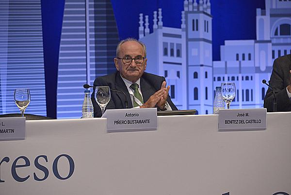 Dr. Antonio Piñero Bustamante Fuente: Congreso SEO / WFM comunicación