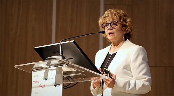 Dra. Mª Teresa Caballero Molina Fuente: SEAIC / Planner Media