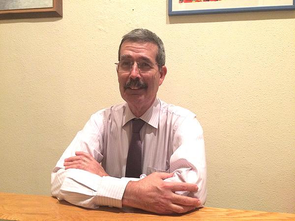 El investigador del CIBEREHD Juan Caballería Fuente: CIBEREHD / CIBER (Consorcio Centro de Investigación Biomédica en Red, M.P.)