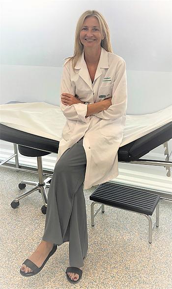 Dra. Beatriz Llombart Fuente: IVO