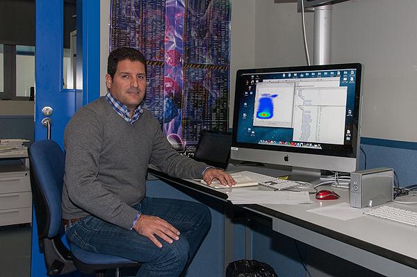 El investigador Ezequiel Ruiz Mateos Fuente: Hospital Virgen del Rocío